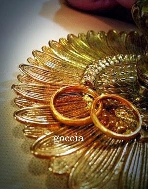 結婚指輪、ゴールド