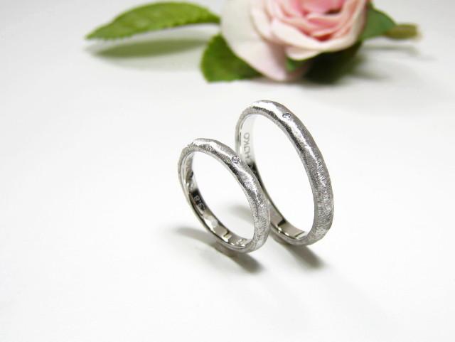 プラチナ・結婚指輪