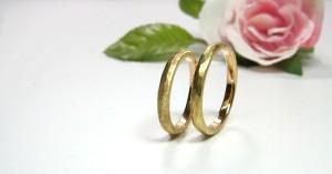 スプンターレ・結婚指輪