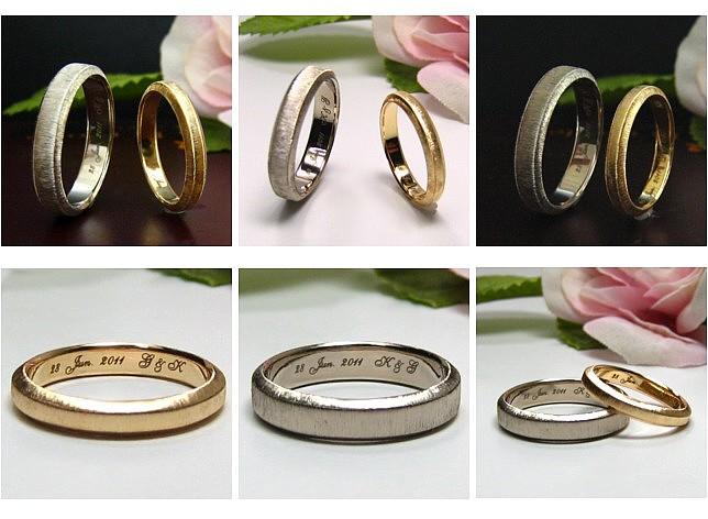 結婚指輪・セミオーダー・札幌