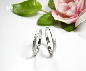 ナチュラル・結婚指輪