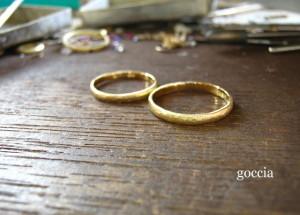 結婚指輪・華奢ブランド