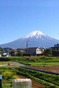 富士山・山梨側
